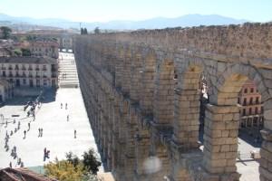 Aqueduct, angle four