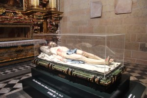 Recumbent Christ