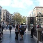 La Rambla Avenue