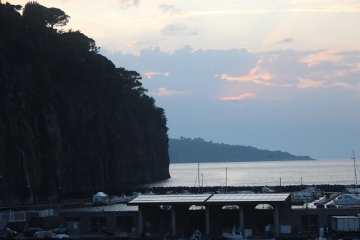 Another sunset at Piano di Sorrento