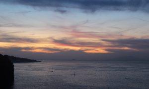 Sunset in Piano di Sorrento 2