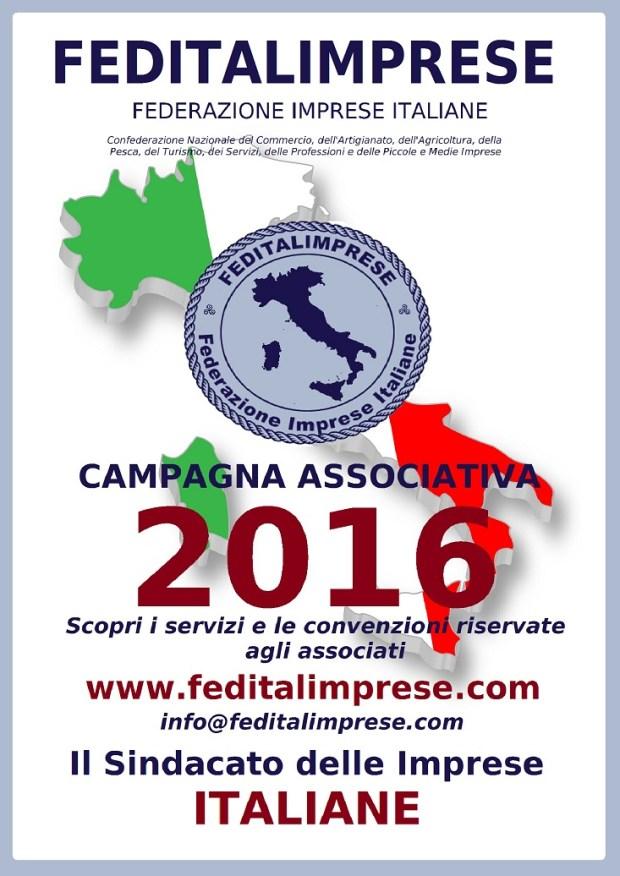 FEDITALIMPRESE 2016