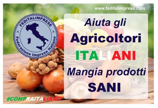 aiuta agricoltori italiani