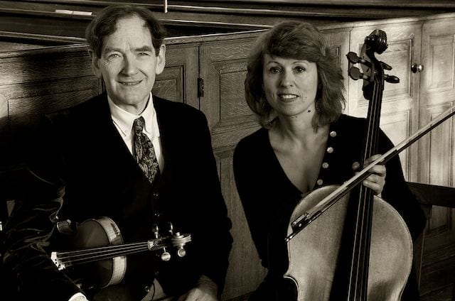Roger Stimson and Joanna Borrett