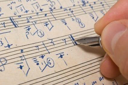 composing string music