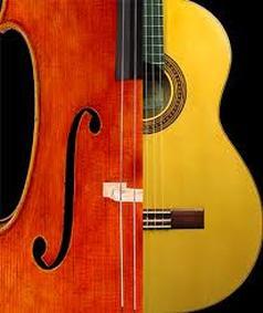 composing for cello and guitar