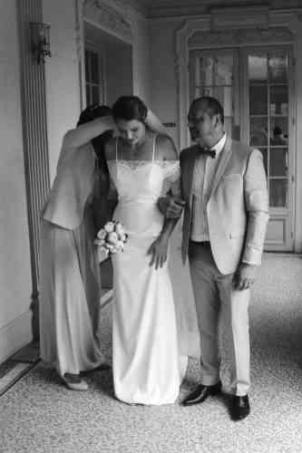 robes de mariée par Fée au Château couturière costumière à Versailles