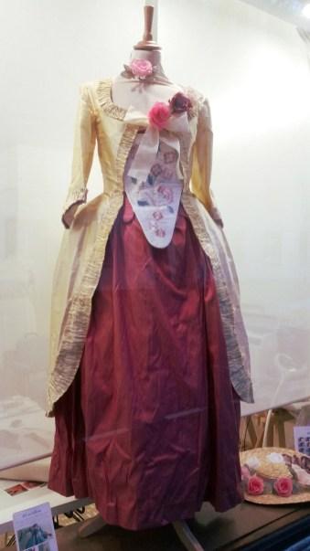 costume historique Fée au Château