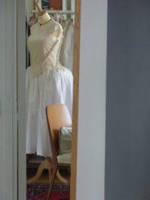 Fée au Château couture à Versailles