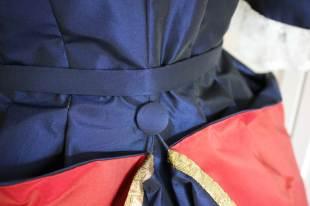 costumes historiques sur mesure à Versailles