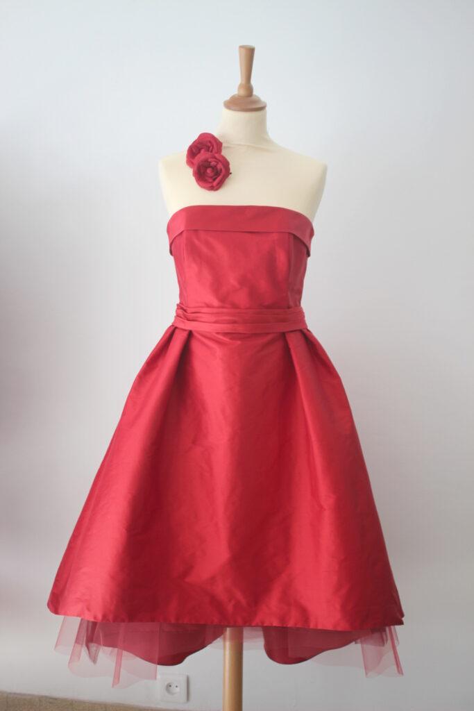 Robes et tenues de mariage par Fée au Château artisan couturière à Versailles