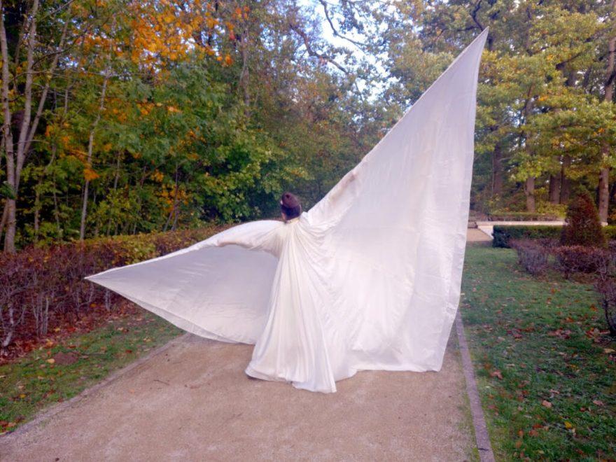 Costume de scène par Fée au Château vos créations couture à Versailles