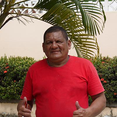 Robert Chiriguaya Porra