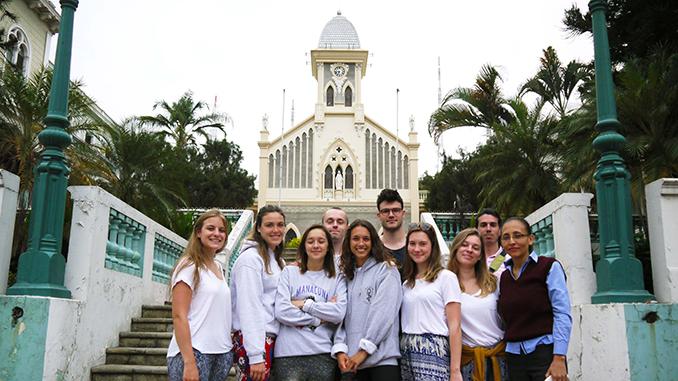 L'équipe Manacuna 2018