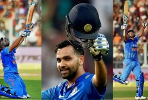 India vs Sri Lanka, Rohit Sharma, Triple Century in ODI