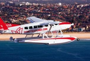 High profile CEO,Britain,Sydney,sea plane Accident