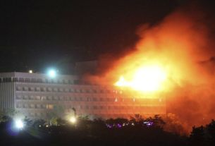 Kabul,Intercontinental Hotel, terror attack