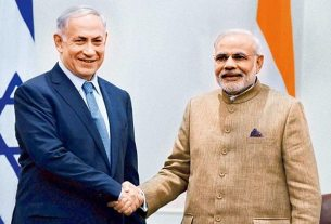 Palestine,Narendra Modi,Jerusalem,Israel pm india visit,Benjamin Netanyah