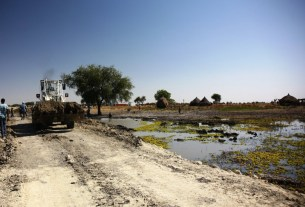 South Sudan Bridge, UN mission in South Sudan, Indian peacekeepers , united nation
