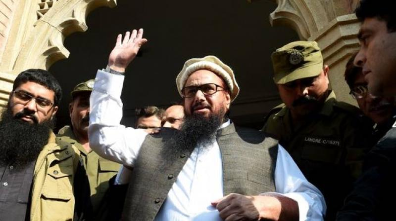 UNSC,Pakistan,Hafiz Saeed