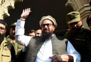 UNSC,Pakistan,Hafiz Saeed