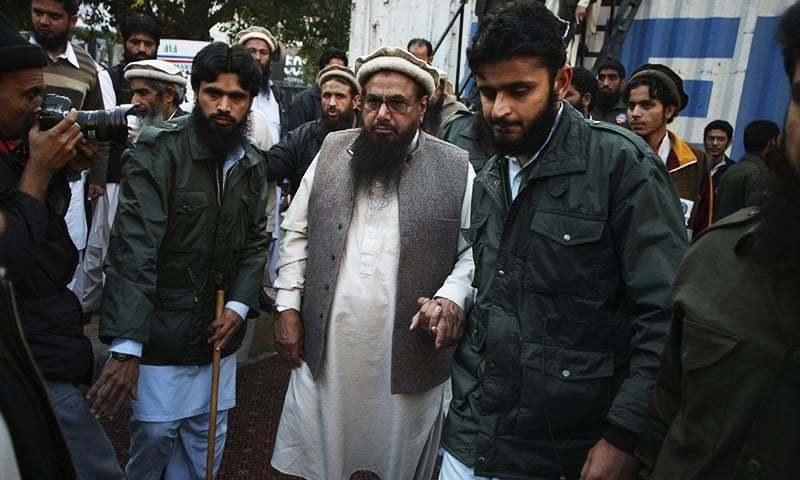 Pakistan,Jamat-ud-Dawa,Hafiz Saeed,charities, pak gov