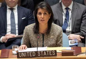 Security Council,Nikki Haley