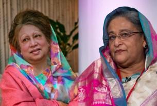 Sheikh Hasina,khaleda zia,Bangladesh Nationalist Party