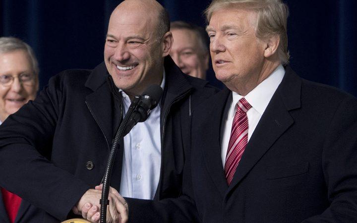 US President,Gary Cohn,Donald Trump,Chief economic adviser