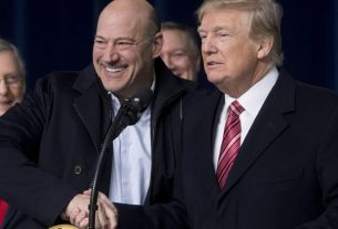 US President,Gary Cohn,Donald Trump,Chief economic adviser
