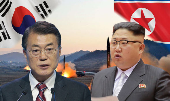 South Korea President,South Korea,north korea south korea summit,north korea nuclear test site close,North Korea,Kim Jong Un,Donald Trump