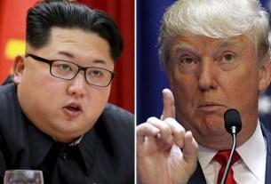 North Korea,Kim Jong Un,Donald Trump