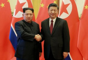 North Korea,kim jong un meets xi jinping,Kim Jong Un,China