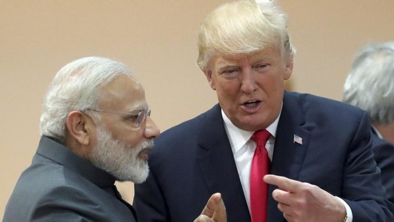trump,Modi,facebook,twitter