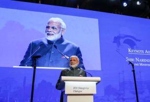 Shangri-La Dialogue,Modi,India china relations,India,China