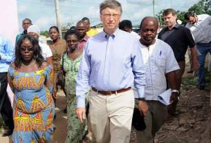 malaria,Gates Foundation,Bill Gates