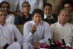 Pakistan elections,Pak PM,Imran Khan