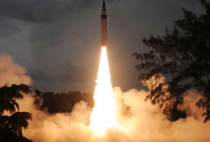 SFC,Intercontinental Ballistic Missile,China,America,Agni-V
