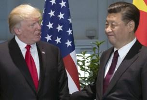 Xi Jinping,us-china trade war,Donald Trump