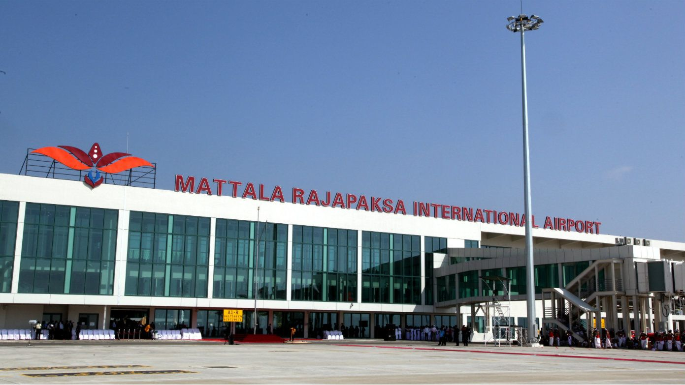 sri lanka,mattala international airport,India,China