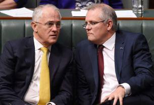 Scott Morrison ,malcolm turnbull ,australia new pm ,World News