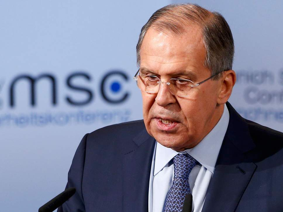 US ,Sergei Lavrov ,Russia ,World News