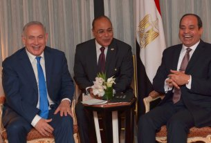 israel ,egypt ,benjamin netanyahu ,Abdel Fattah ,World News