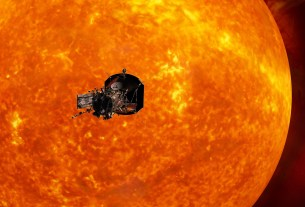parker solar probe ,Nasa ,World New