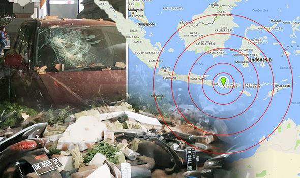 tsunami alert ,tremor in lombock ,tremor in indonesia ,World News, earthquake, eaarthquake in indonesia