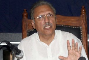 President, Pakistan, Arif Alvi, World News