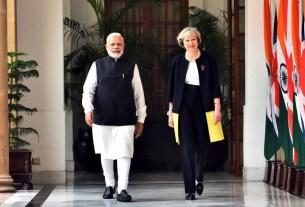 Theresa May, NSG, Narendra Modi, India-britain, india News