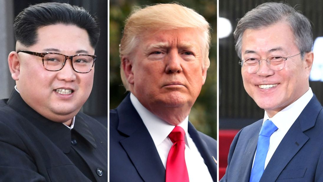 Nobel Peace Prize, Kim Jong Un, Donald Trump, World News