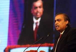 mukesh ambani on broadband connectivity, India Mobile Congress 2018, Business news