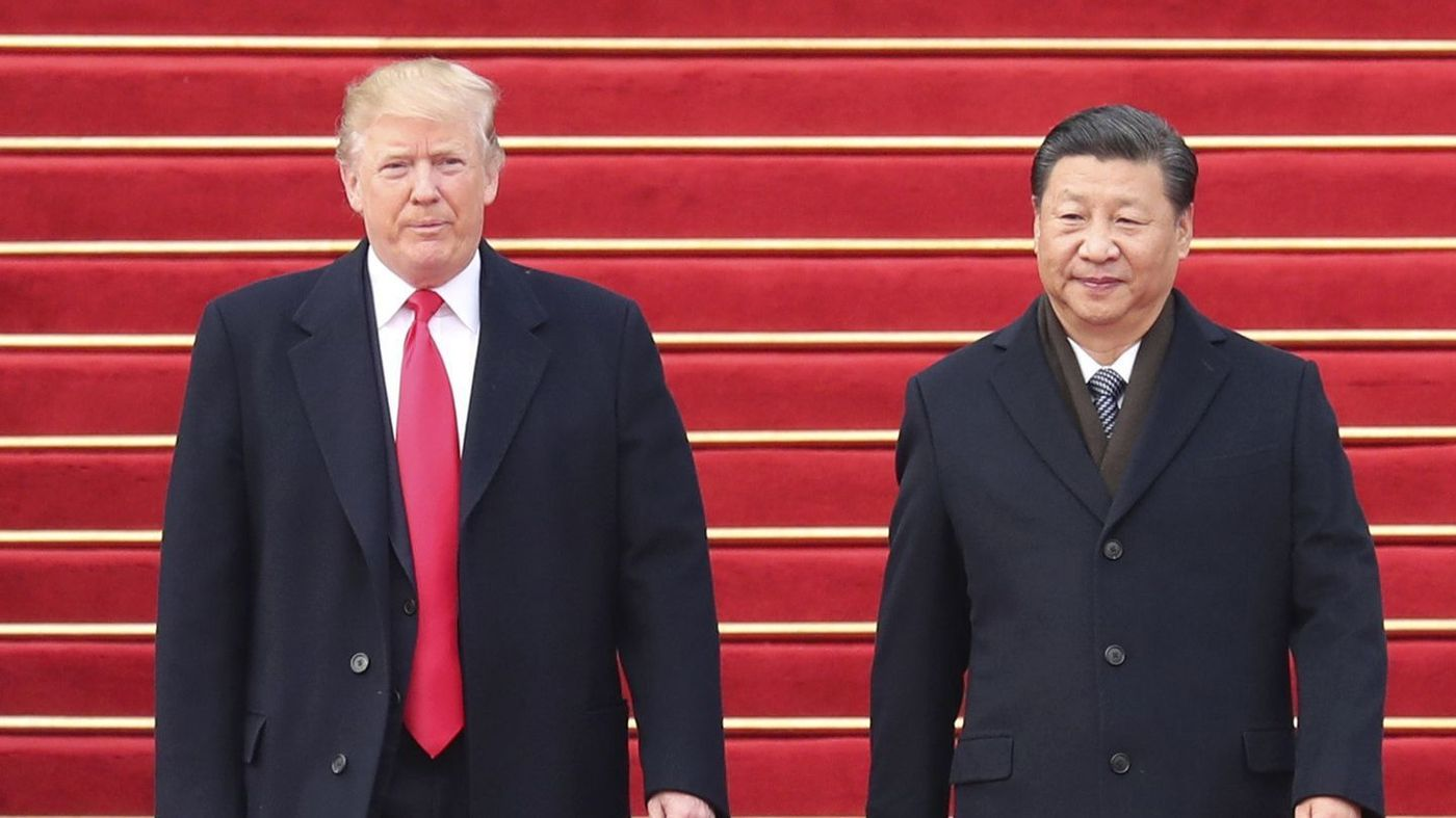 us china top level talk, trade war, military tension, sanctions